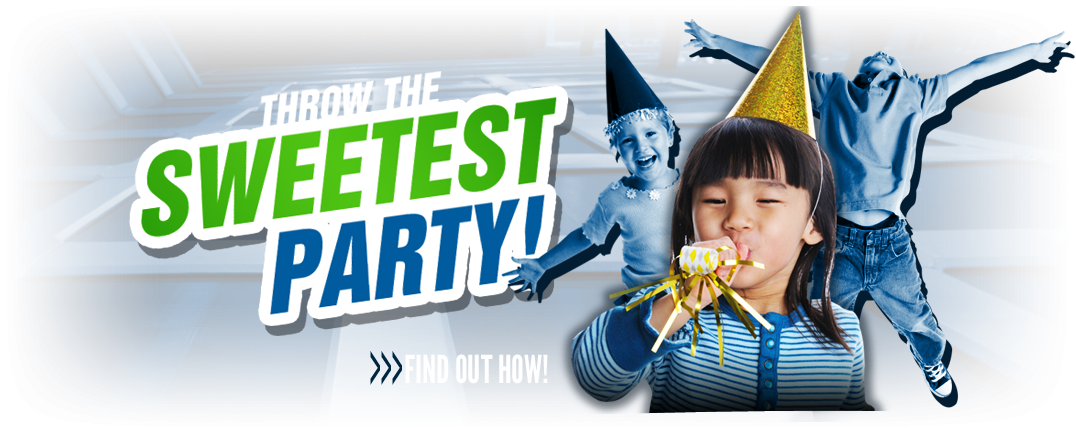 The Best Birthday Parties in Shreveport!
